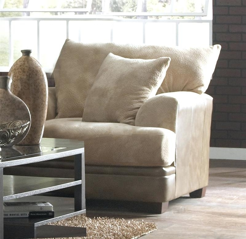 Idea Oversized Sofa Chair Or Oversized Sofa Chair Adorable Oversized Pertaining To Oversized Sofa Chairs (Image 3 of 10)