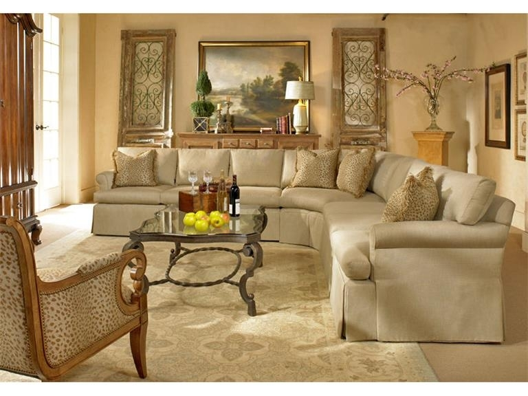 If You're Looking For Classic Comfort, Consider A Century Furniture Pertaining To Hickory Nc Sectional Sofas (View 8 of 10)