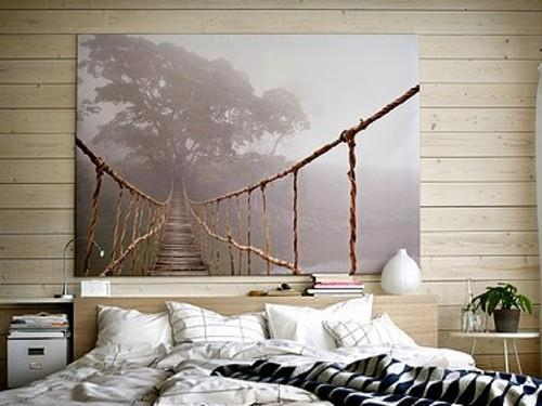 "Ikea Large Wall Art – 78 3/4""55"" – This Or Forest Canvas For In Canvas Wall Art At Ikea (Image 11 of 20)"
