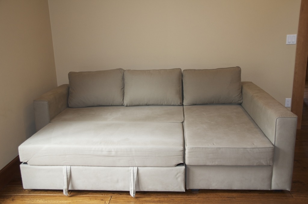 Ikea Manstad Sofa Bed | Rv Restoration | Pinterest | Basement With Regard To Manstad Sofas (Image 6 of 10)