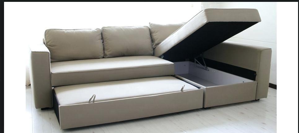 Ikea Sofa Storage Corner Storage Sofa Bed With Pull Out Ottoman Ikea Pertaining To Ikea Corner Sofas With Storage (Image 10 of 10)