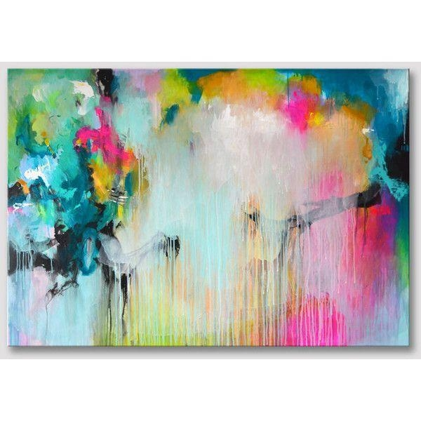 Image Result For Abstract Art With Fluorescent Paint   Art Ideas With Regard To Abstract Neon Wall Art (Photo 1 of 20)