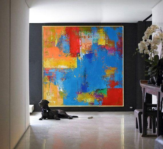 Image Result For Large Abstract Canvas Art Acrylic | Painting Throughout Huge Abstract Wall Art (Image 9 of 20)