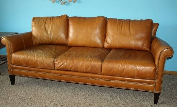 Impressive On Craigslist Leather Sofa My Best Friend Craig For Craigslist Leather Sofas (View 3 of 10)