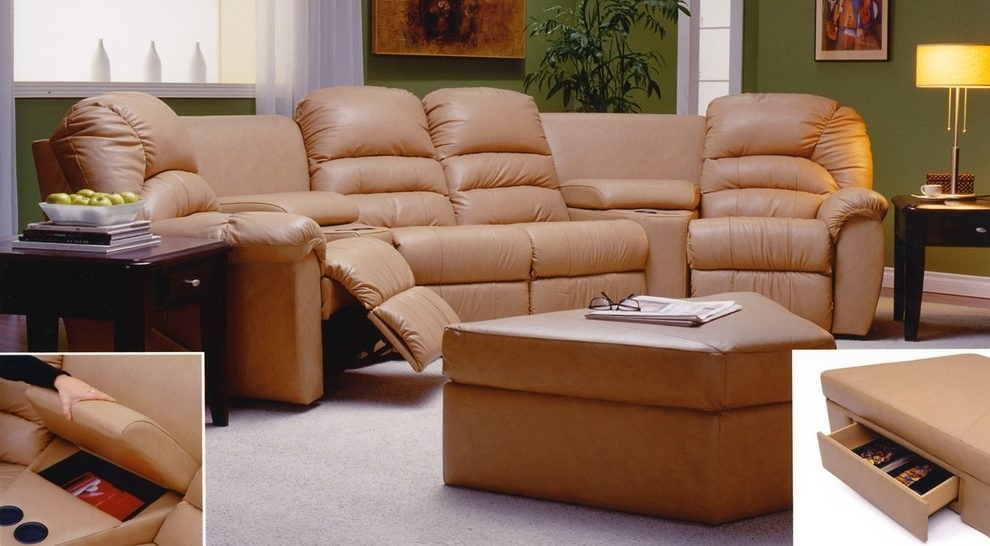 Impressive Philadelphia Sectionals With Recliners Home Theater Within Philadelphia Sectional Sofas (View 4 of 10)