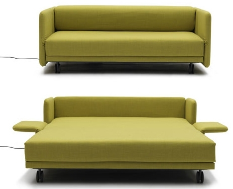 Impressive Sleeper Sofa Bed Cool Small Living Room Design Ideas With With Convertible Sofas (Image 5 of 10)