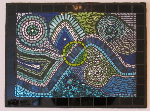 Incredible As Well As Beautiful Mosaic Wall Art For Existing House With Regard To Abstract Mosaic Wall Art (Photo 2 of 20)