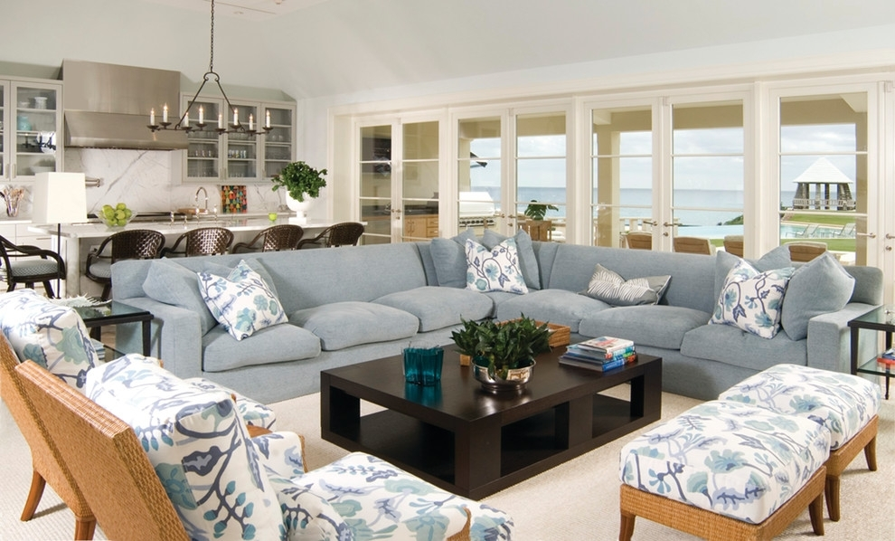 Incredible Best Sectional Sofa Decorating Ideas For Living Room In Sectional Sofas Decorating (Image 6 of 10)