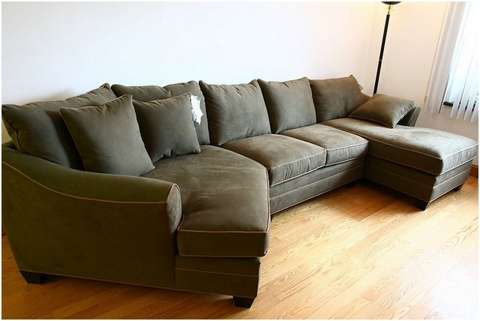 Incredible Sectional Sofas With Chaise And Cuddler Sofa Regard To With Regard To Cuddler Sectional Sofas (Photo 6 of 10)