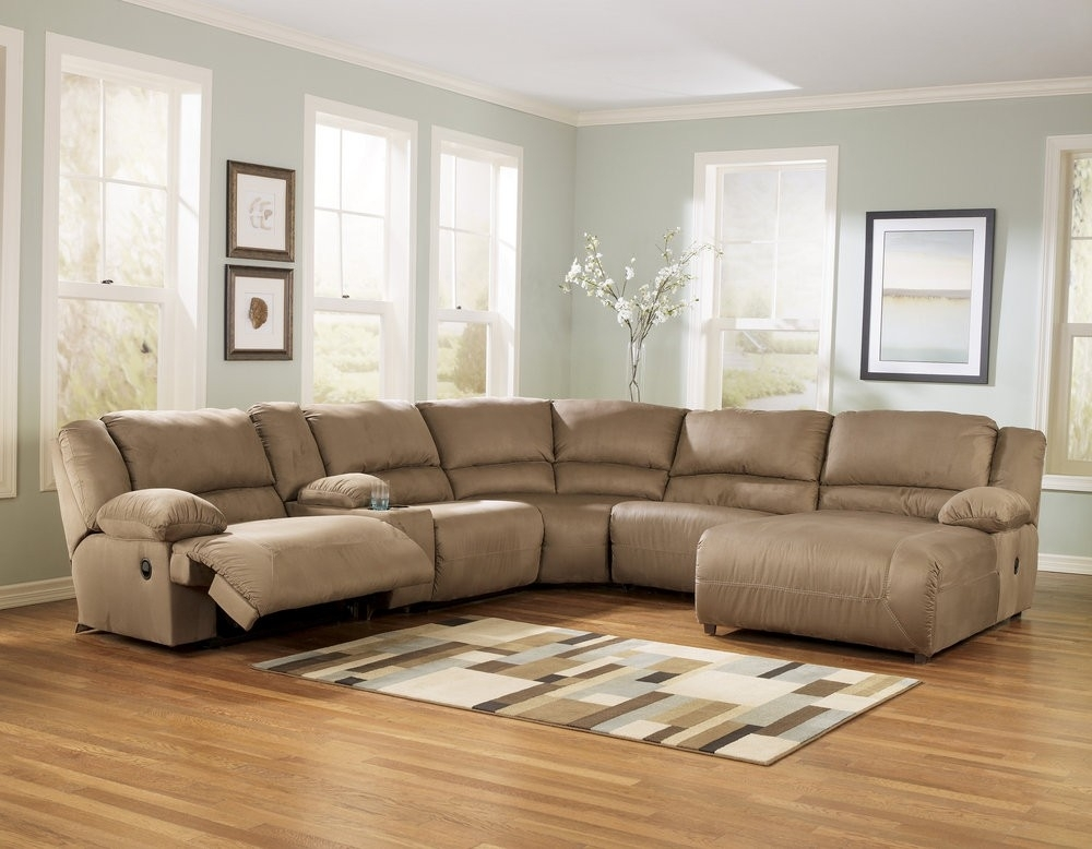 Innovative Reclining Sectional Sofa With Chaise Regard To Charming Pertaining To Reclining Sectional Sofas (Image 2 of 10)