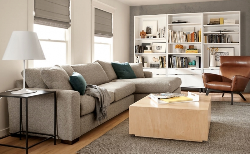 Inspirational Room And Board Sectional Sofa 73 With Additional Sofa Throughout Room And Board Sectional Sofas (Photo 1 of 10)