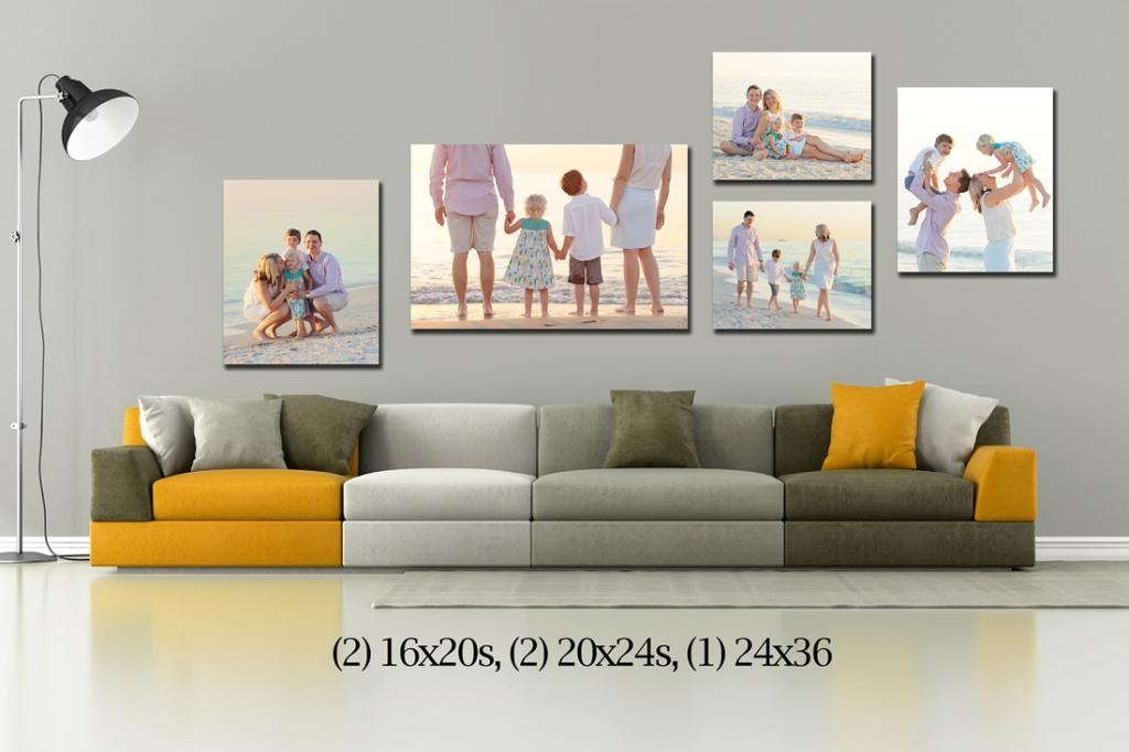 Interiors And Design : Mick Luvin Photography Fresh Wall Art With Regard To Groupings Canvas Wall Art (Image 12 of 20)