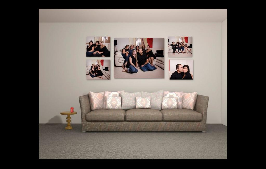 Interiors And Design : You Seen It Canvas Wall Art Design Many Pertaining To Groupings Canvas Wall Art (Photo 7 of 20)