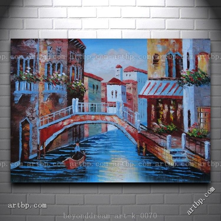 Italy Wall Art – Wall Art Ideas Inside Canvas Wall Art Of Italy (Photo 9 of 20)