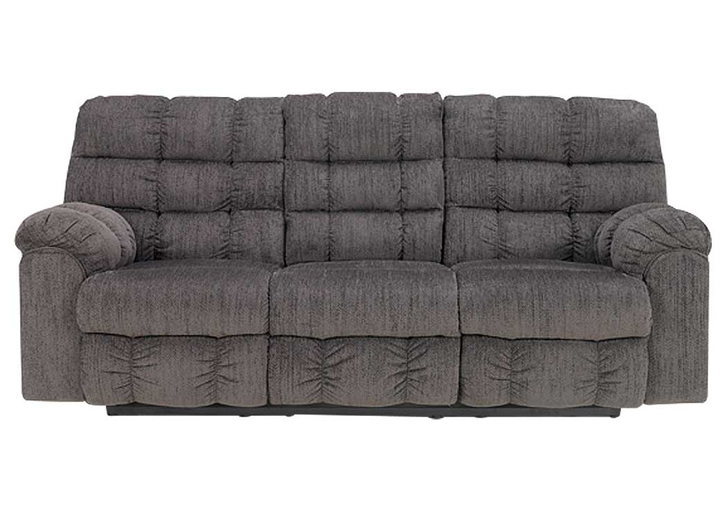 Ivan Smith Acieona Slate Reclining Sofa W/drop Down Table Within Ivan Smith Sectional Sofas (View 6 of 10)