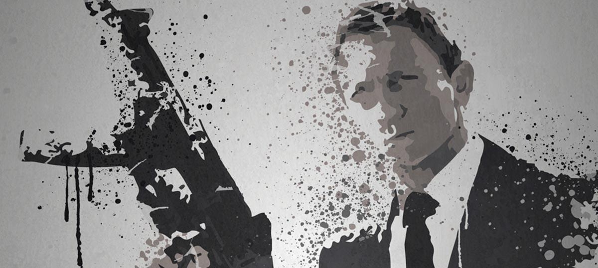 James Bond Canvas Art Prints — Icanvas In James Bond Canvas Wall Art (Photo 14 of 20)