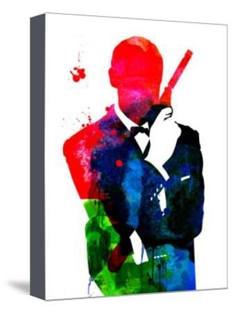 James Bond, Posters And Prints At Art With Regard To James Bond Canvas Wall Art (Image 17 of 20)