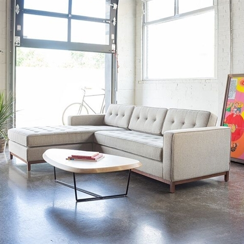 Jane Bi Sectional Sofa With Wood Basegus Modern Available At Intended For Jane Bi Sectional Sofas (Image 3 of 10)