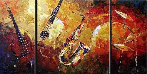 Jazz Wall Art | Himalayantrexplorers Intended For Jazz Canvas Wall Art (Photo 1 of 20)