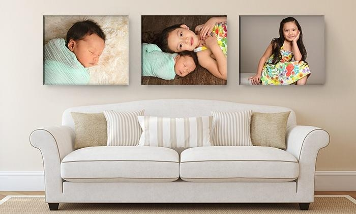 Jcpenney Portraits – Up To 85% Off – Cupertino, Ca | Groupon Throughout Jcpenney Canvas Wall Art (Image 11 of 20)