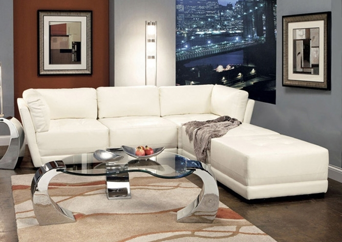 Jerusalem Furniture | Philadelphia, Pa | Furnish 123 White Bonded Regarding Philadelphia Sectional Sofas (Photo 9 of 10)