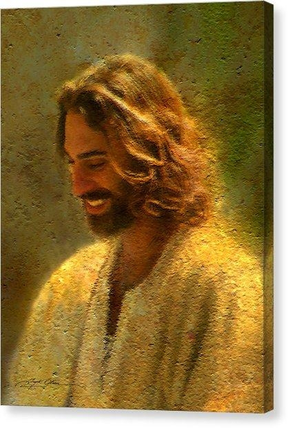 Jesus Canvas Prints | Fine Art America Pertaining To Jesus Canvas Wall Art (Image 13 of 20)