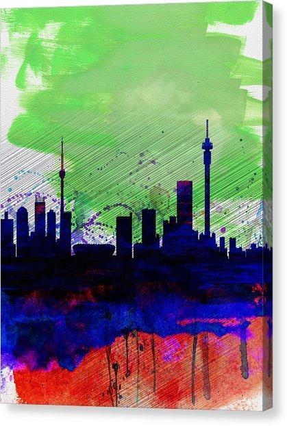 Johannesburg Canvas Prints | Fine Art America With Regard To Johannesburg Canvas Wall Art (Photo 8 of 20)
