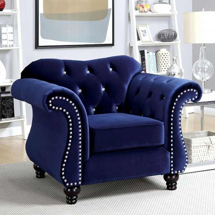 Featured Image of Blue Sofa Chairs
