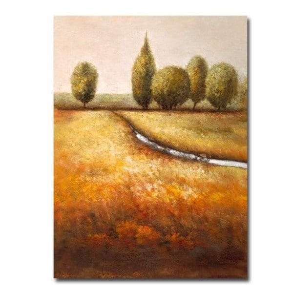 Joval 'in The Country Ii' 14X19 Canvas Wall Art – Free Shipping With Joval Canvas Wall Art (View 3 of 20)