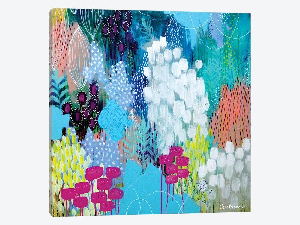 Joy Canvas Wall Artclair Bremner | Icanvas Pertaining To Joy Canvas Wall Art (Image 12 of 20)