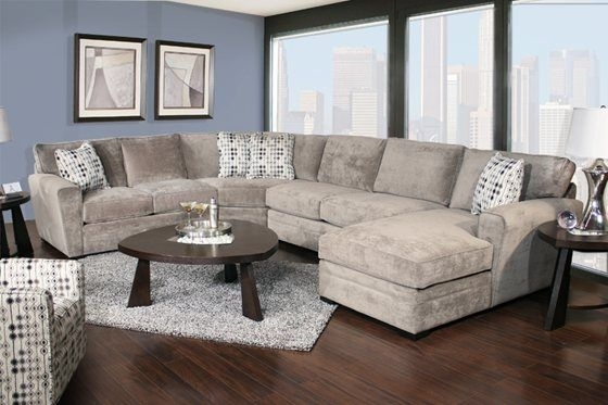 Kane's Furniture – Poseidon 4 Piece Chaise Sectional | Do It With Kanes Sectional Sofas (Image 8 of 10)