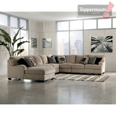Katisha 5 Pc Sectional – Tepperman's | Your Living Room | Pinterest Pertaining To Teppermans Sectional Sofas (Image 5 of 10)