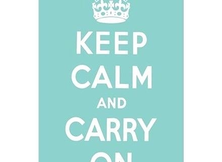 Keep Calm And Carry On Wall Art Vintage Car Calm And Carry Art Inside Keep Calm Canvas Wall Art (Image 11 of 20)