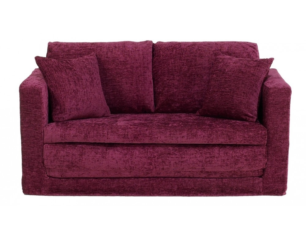 Kids Loose Cover Sofabed – Sofa Bed Co Ordinates Perfectly With Inside Childrens Sofas (Image 9 of 10)