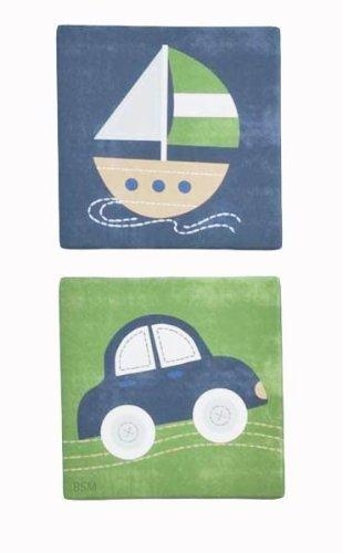Kidsline Wall Decor: Kids Line Canvas Wall Art – Cambridge Regarding Kidsline Canvas Wall Art (Image 18 of 20)
