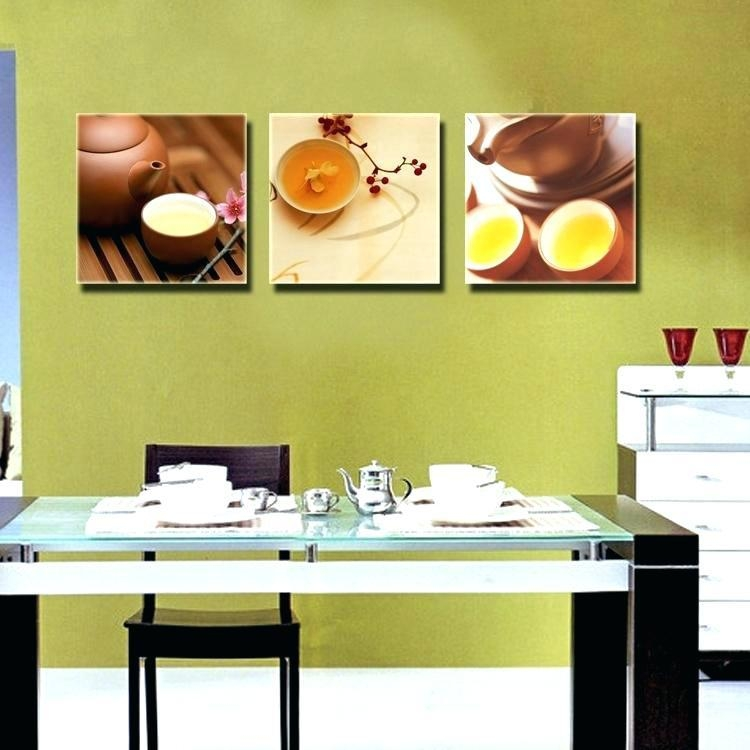Kitchen Canvas Wall Art For Lush Kitchen Canvas Wall Art Dining Intended For Kitchen Canvas Wall Art (Image 12 of 20)