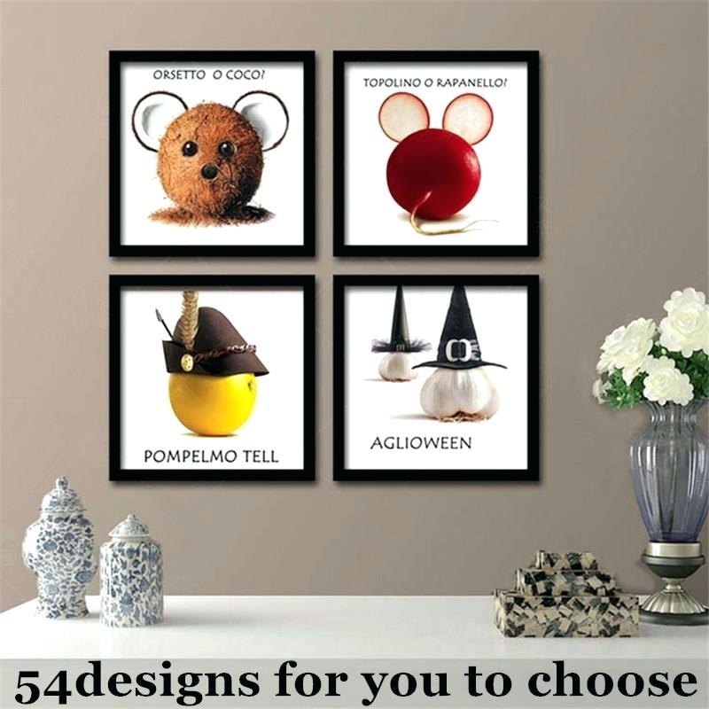 Kitchen Canvas Wall Decor Large Size Of Kitchen Paint Wall Art Regarding Kitchen Canvas Wall Art (Image 14 of 20)