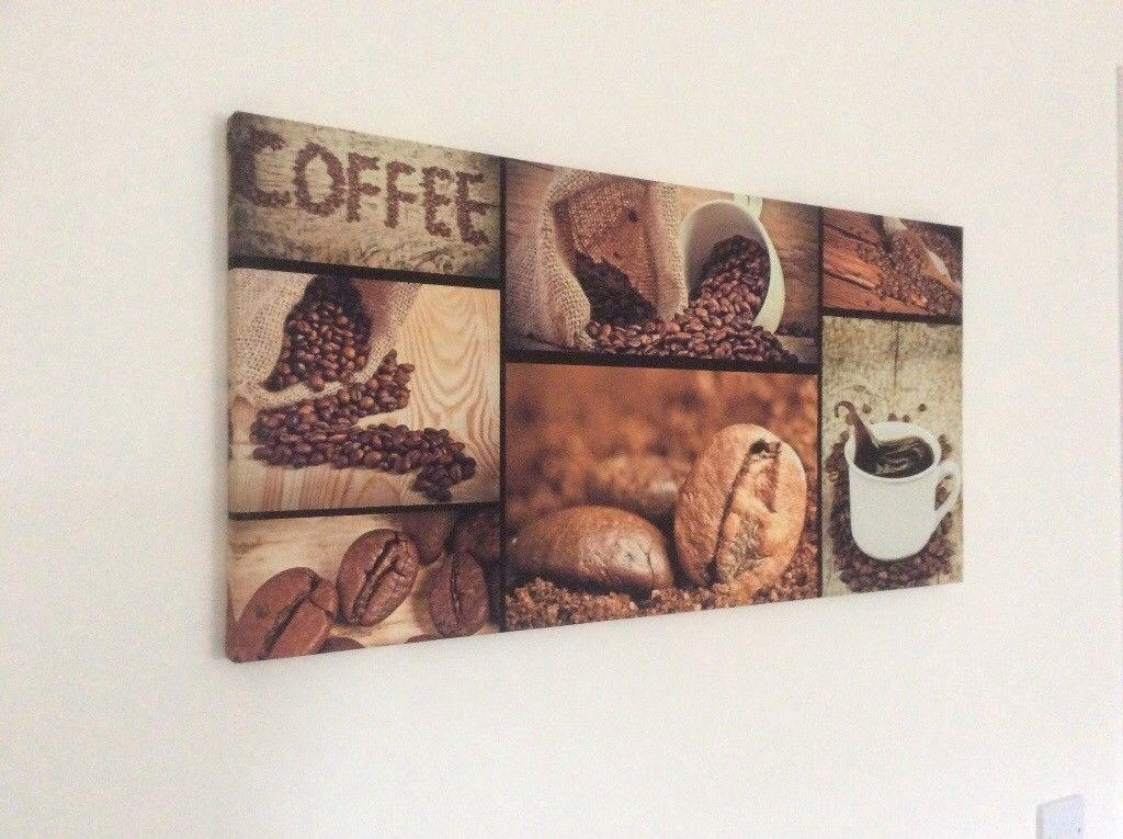 Kitchen Wall Art On Canvas | In Pembroke, Pembrokeshire | Gumtree Throughout Gumtree Canvas Wall Art (Image 11 of 20)