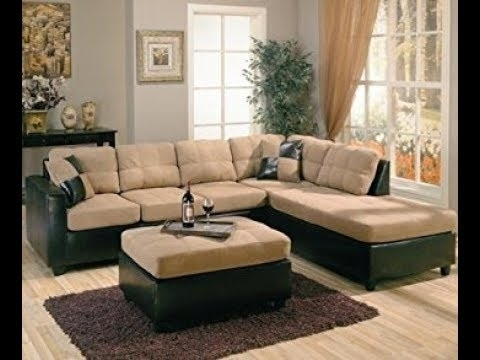 L Shaped Sectional Sofas – Youtube Pertaining To L Shaped Sectional Sofas (Image 5 of 10)