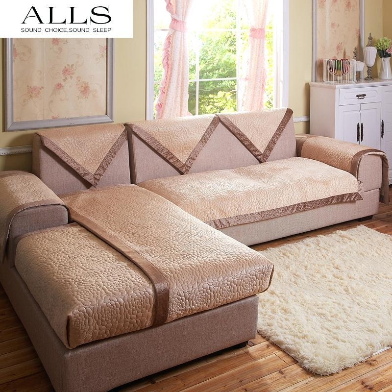 L Shaped Sofa Slipcovers Slipcovers For 3 Piece Sectional Sofas Sofa With Regard To 3 Piece Sectional Sofa Slipcovers (Image 7 of 10)