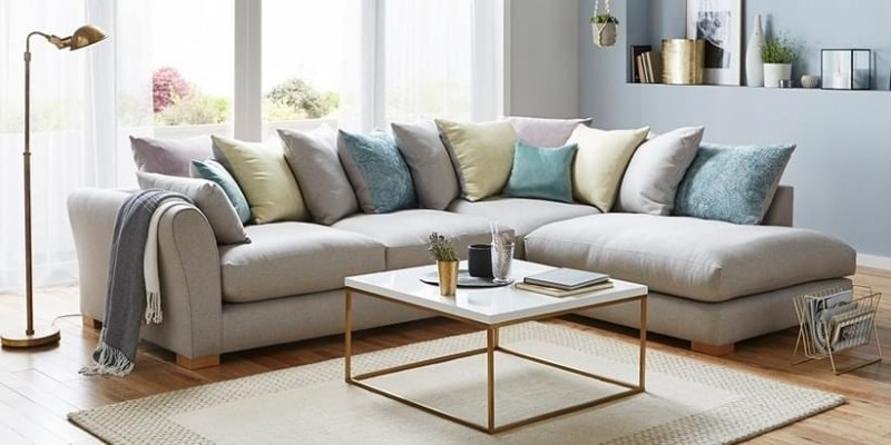 L Shaped Sofa: The Most Preferred Sofa – Bellissimainteriors Intended For L Shaped Sofas (Image 8 of 10)