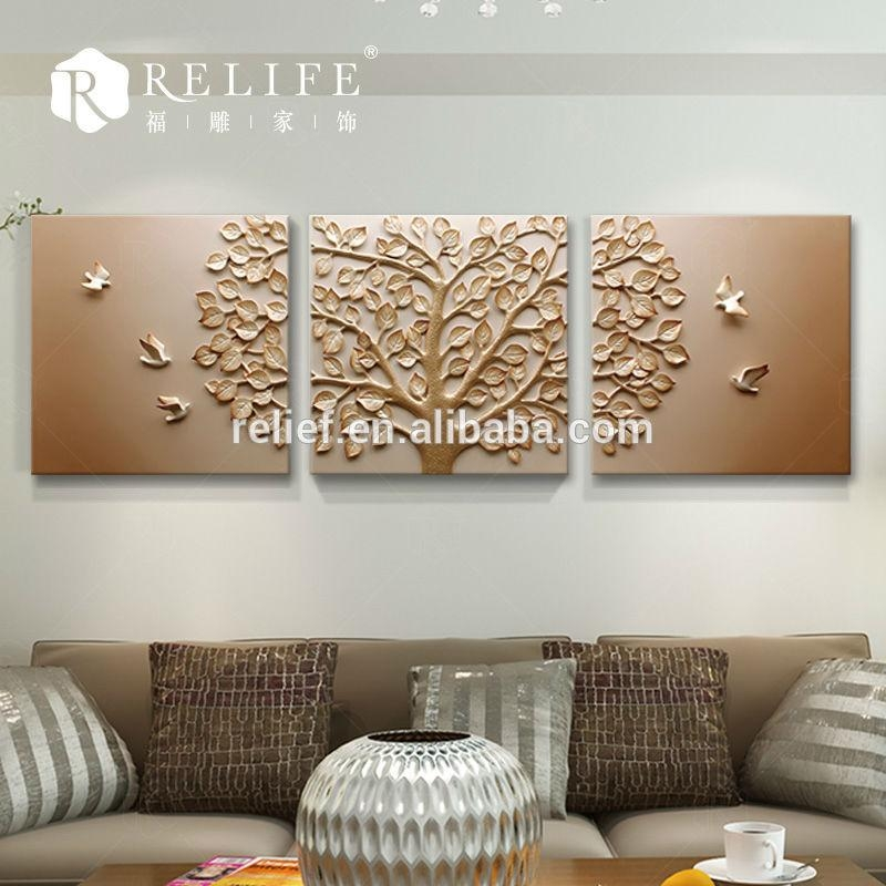 Featured Image of India Abstract Metal Wall Art