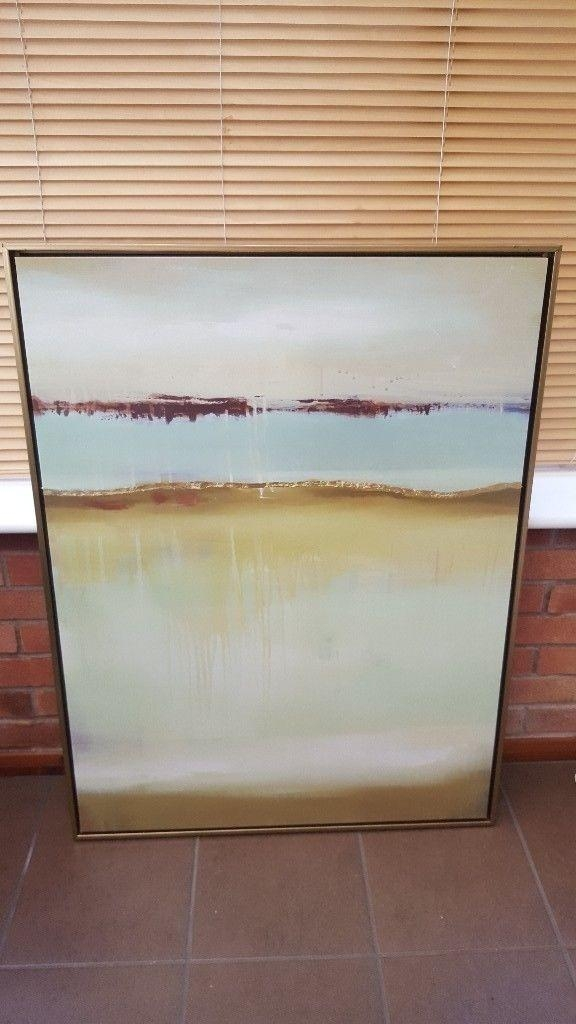 Large Canvas Wall Art | In Warwick, Warwickshire | Gumtree Within Gumtree Canvas Wall Art (Image 14 of 20)