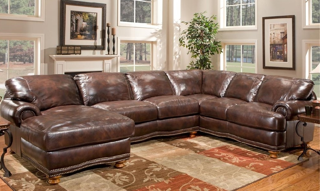 Large Leather Sectional Sofas Made In Usa Or Italy | Sofamoe Throughout Made In Usa Sectional Sofas (View 10 of 10)