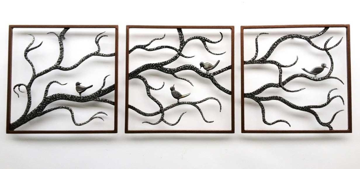 Large Metal Wall Art – Hottamalesrest Pertaining To Abstract Outdoor Wall Art (View 19 of 20)