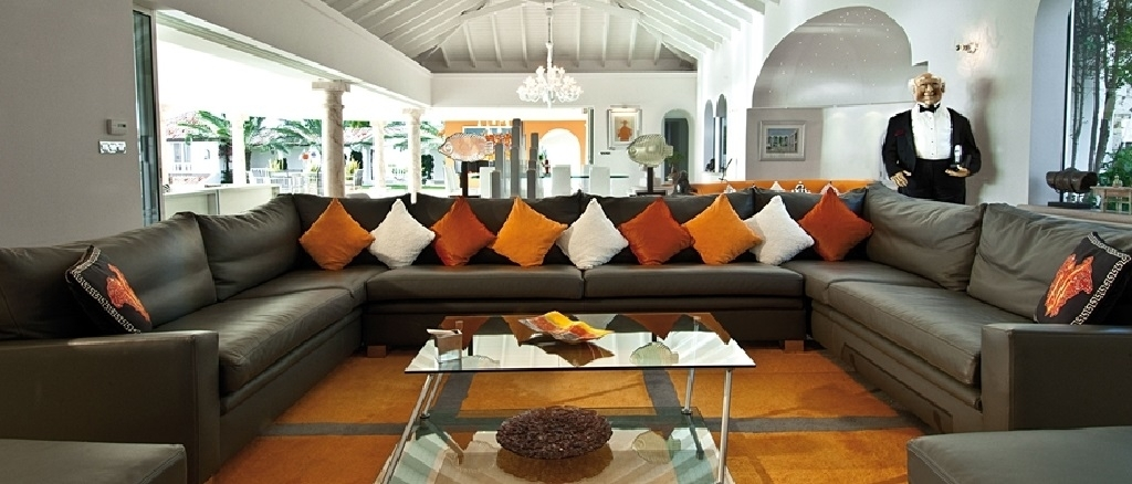 Large U Shaped Sectional Sofa – Home Design Ideas And Pictures Inside Large U Shaped Sectionals (Image 5 of 10)