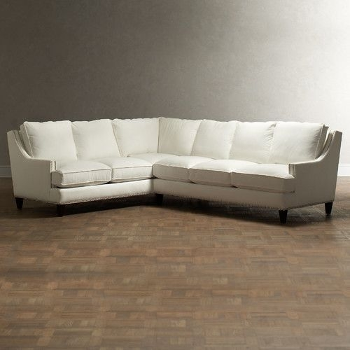 Larson Sectional | Leather Sectional Sofas, Leather Sectional And In Joss And Main Sectional Sofas (Image 8 of 10)