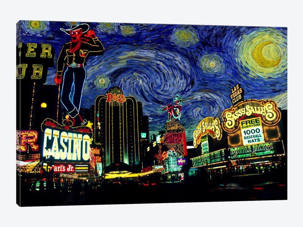 Las Vegas Wall Art | Himalayantrexplorers For Las Vegas Canvas Wall Art (View 14 of 20)