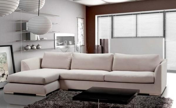 Lavender Sectional Sofa | Bijan Interiors | Toronto's Modern With Sectional Sofas In Toronto (View 2 of 10)