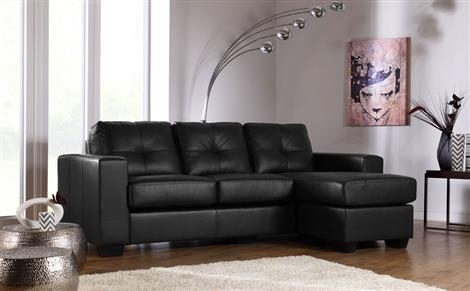 Leather Corner Sofas – Buy Leather Corner Sofas Online | Furniture With Regard To Leather Corner Sofas (Image 3 of 10)